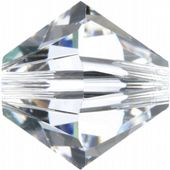6mm SWAROVSKI® ELEMENTS Crystal Xilion Beads - 25 crystals for jewellery making, beadwork and craft